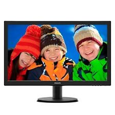 """Philips - 243v5lhsb Lcd/tft 23.6"""" negro Full HD"""