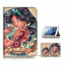 ( For iPad Mini Gen 1 2 3 ) Case Cover P21563 Princess Jasmine