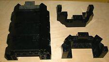 Lego Ersatzteile 6x 6066 schwarz Zinnen Eck-Panel Dach Ritter Burg 1906