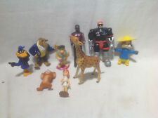 Beauty And The Beast,Daffy Duck,Flintstones,Star Trek,Tom & Jerry-9 Figures