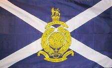 RMR SCOTLAND ROYAL MARINES RESERVE 5X3 FLAG British Navy army Scottish