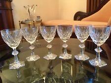 🔴 6 calici bicchieri vino ARNOLFO DI CAMBIO premio mercurio d'oro 1970