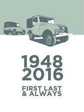 Land Rover Metal Sign Wall Plaque Land Rover Retro Poster Vintage Print Gift