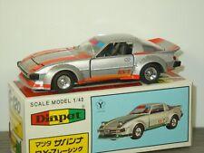 Mazda Savanna RX-7 Racing - Diapet Yonezawa Toys G-120 Japan 1:40 in Box *41536