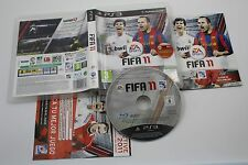 PLAY STATION 3 PS3 FIFA 11 COMPLETO PAL ESPAÑA