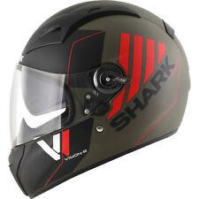 Fibreglass Graphic Matt 4 Star Motorcycle Helmets