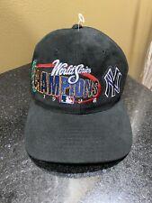 1998 World Series Champion New York Yankees New Era MLB Snapback New Old Stock