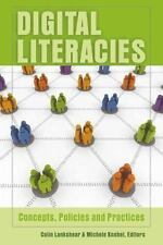 Digital Literacies: Concepts, Policies and Practices (New Literacies a-ExLibrary