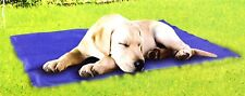 PET COOLING MAT HEAT SKIN ALLERGIES ELECTRICITY/CONDITIONS/STROKE NON TOXIC BED