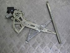 TOYOTA YARIS 2007 O/S/F DRIVER SIDE FRONT WINDOW REGULATOR 422510-10110