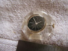Vintage Dynasty Lucite Watch