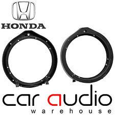 """Honda CIVIC 2006-2012 17cm 6.5"""" Front Door Car Speaker Adapter Brackets CT25HD05"""
