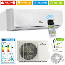 Split Klimaanlage Lokales Klimagerät 9000 12000 BTU R32 4in1 Inverter Smart