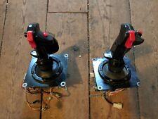 Sega Afterburner Climax joystick Lindbergh