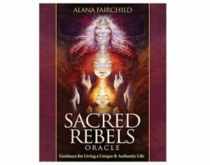 Sacred Rebels Oracle Cards: 44 full Colour Cards and Guidebook