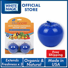 Bluapple© Freshness Ball Veggie and Fruit Fresher Longer Food Storage Ethylene