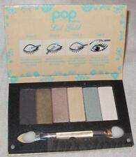 Pop Beauty Lid Gold Eye Shadow Palette Compact Sealed
