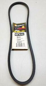 5L490 Parts Master Premium Top Cord V-Belt O.E Quality 5L490