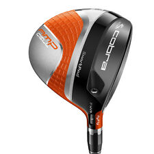 New LH Cobra AMP Cell Orange 3-4 Wood X-Flex Fujikura Fuel Graphite Fairway