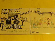 MAY BLITZ-second of may-LP reissue of 1971-progressiv Rock-Akarma-foc-last !