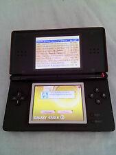 Nintendo Ds Lite Dragon Red Edición Limitada + Cargador + Extras
