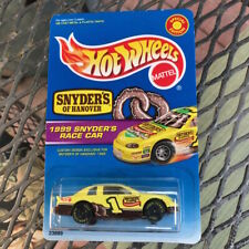 1999 Hot Wheels Snyder's of Hanover Pretzels Race Car Special Edition