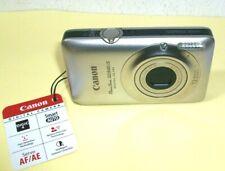 Canon PowerShot ELPH SD940 IS IXUS 120 12.1MP Digital Camera (SILVER/BLACK)