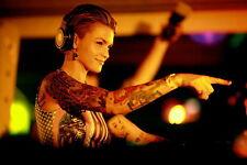 "030 Ruby Rose - Australian Model DJ Actress 21""x14"" Poster"