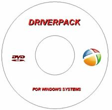 NEW DRIVERPACK 2017 DVD THOUSANDS OF DRIVERS FOR WINDOWS PC LAPTOP NETBOOK
