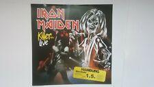 Iron Maiden Live Hamburg Picture Disc