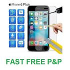 Premium Quality 100% Tempered Glass Screen Protector For Apple iPhone 6 6S Plus