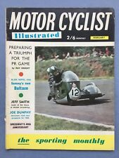 MOTOR CYCLIST ILLUSTRATED - February 1970 - The Sporting Monthly Magazine