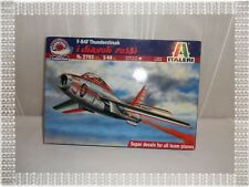 Maquette Avion F-84F Thunderstreak Italeri 1:48  Neuf