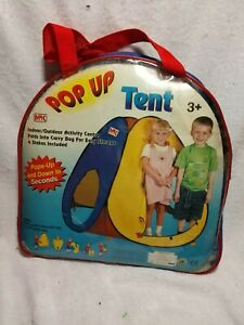 MK Pop Up Tent 28in L x 28 in w x 38 in H