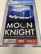 Marvel Comics Moon Knight 9 CGC Graded 9.6