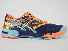 Mens Asics Gel Noosa Tri 10 T530Q Blue Orange Laced Running Triathlon Trainers