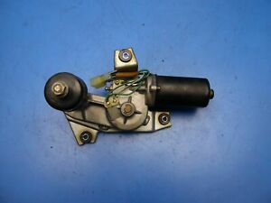 86-89 Acura Integra OEM rear wiper motor actuator factory HATCHBACK # WM-3209-1S