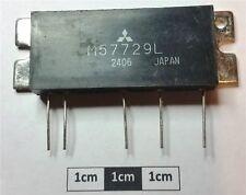 MITSUBISHI M57729L 400-420MHz Modulo amplificatore RF 12V 30W