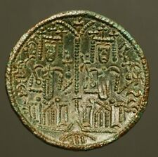 M17-17    Copper Rézpénz from Béla III of Hungary 1172-1196AD.