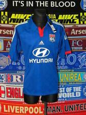 new w/tags 5/5 Olympique Lyonnais adults XL football shirt jersey trikot maillot