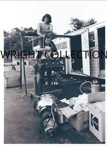 "1970s NHRA Drag Racing-Tom ""Mongoose"" McEwen Rebuilding AA/FC Hemi-Having Fun!"