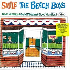 The Beach Boys THE SMILE SESSIONS 180g GATEFOLD Capitol Records NEW VINYL 2 LP