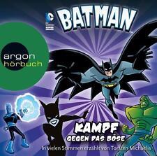 Batman - Kampf gegen das Böse - Hörbuch CD - 2015 - NEU
