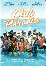 CLUB PARADISE New Sealed DVD Robin Williams