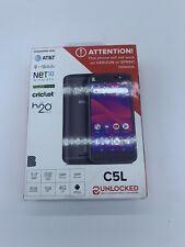 Blu C5L Factory Unlocked GSM 4G LTE Phone 8GB 5MP Camera Smartphone (NIB)