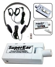 SONIC SUPER EAR LISTENING AMPLIFIER MICROPHONE DEVICE