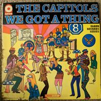 We Got a Thing by The Capitols (LP, 1966, ATCO Records)