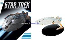 Star Trek Starships Collection #122 USS Yeager Eaglemoss Nouvelle (120 121)