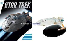 STAR TREK STARSHIPS COLLECTION #122 USS YEAGER EAGLEMOSS NEW (120 121)