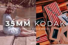 35MM Kodak, 4 Presets Premium Lightroom móvil